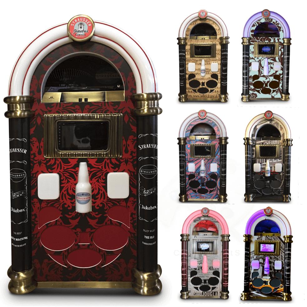 Strausser jukebox